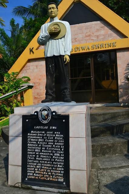 Featured Destination: Don Ladislao Diwa Shrine