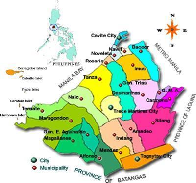The Coastal Cuisine of Cavite