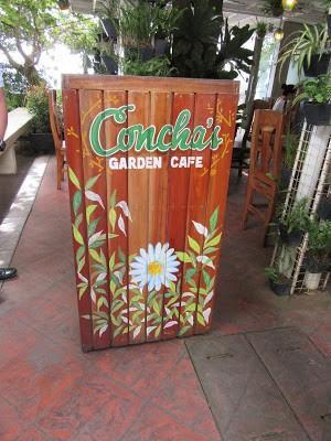 CONCHA's Garden Cafe