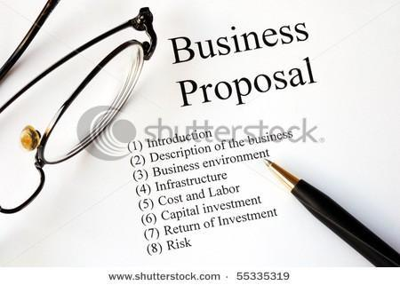 5 key elements of winning business proposals