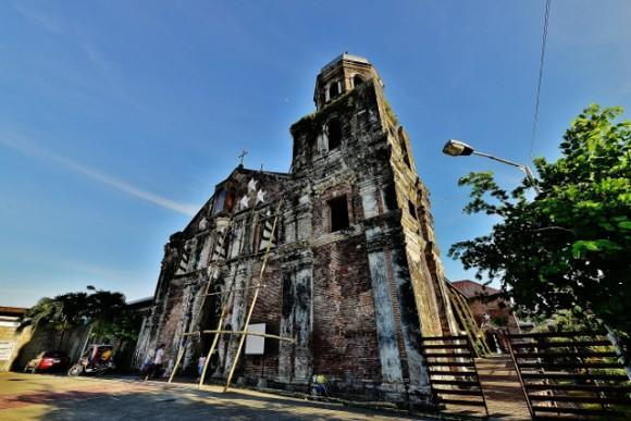 St Mary Magdalene Church in Kawit, Cavite