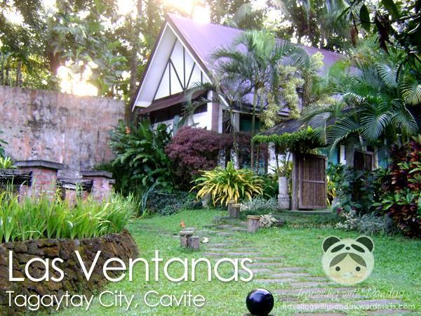 Tagaytay: Las Ventanas