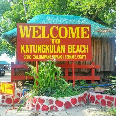 Katungkulan Beach (Boracay De Cavite) August 2015